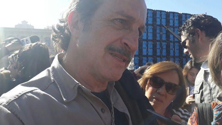 Invita Daniel Giménez Cacho a gobernadores en denunciar corrupción, para salir de decadencia | El Puntero