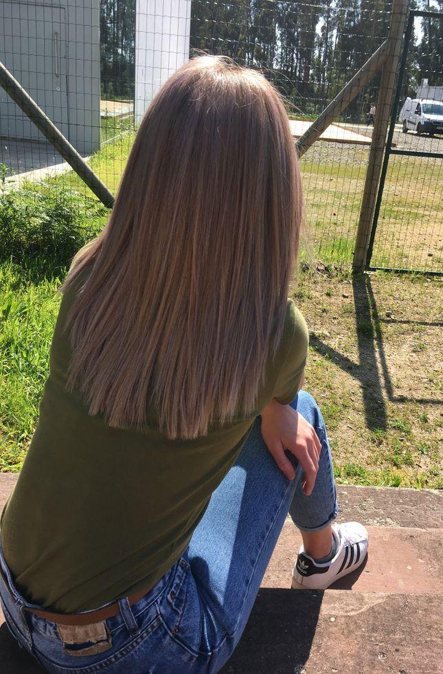 Brown hair #brownhair #haircolor