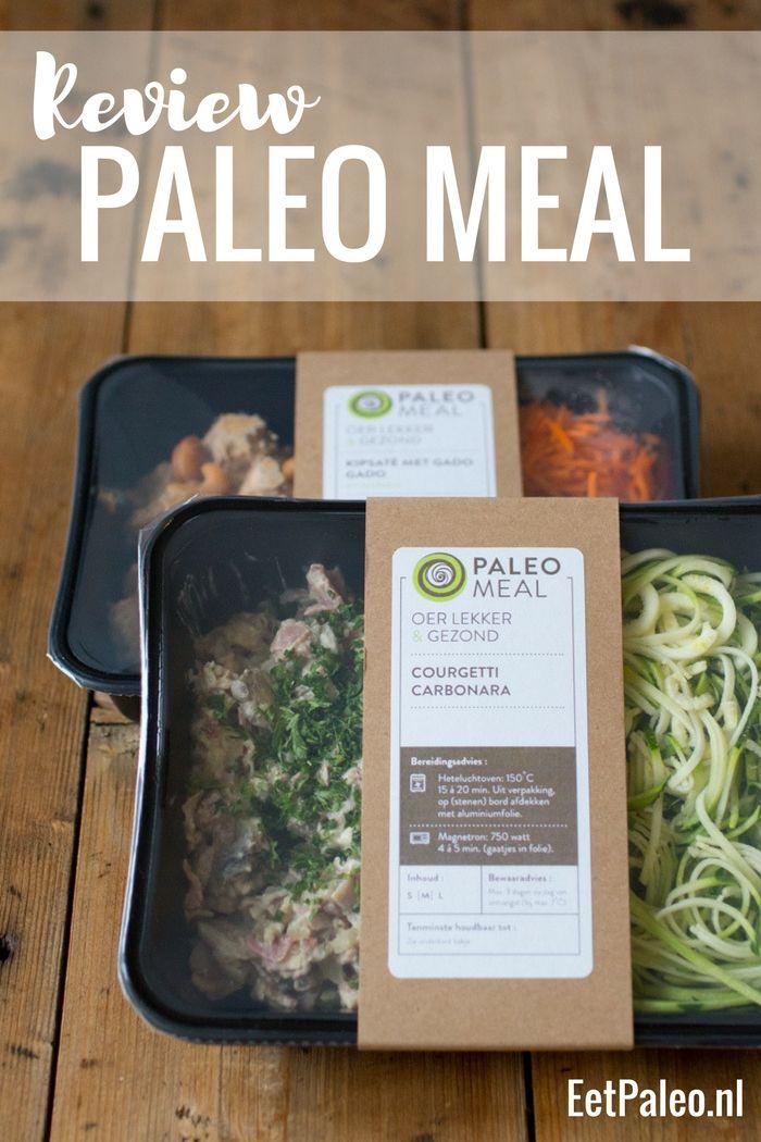 Review! – Paleo Meal – kant-en-klare Paleo maaltijden voor thuis
