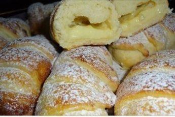 Очень вкусные воздушные булочки, на вкус как пирожное - Jemchyjinka.ru