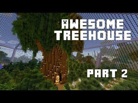 50 Best Minecraft Tree Houses Images On Pinterest Minecraft