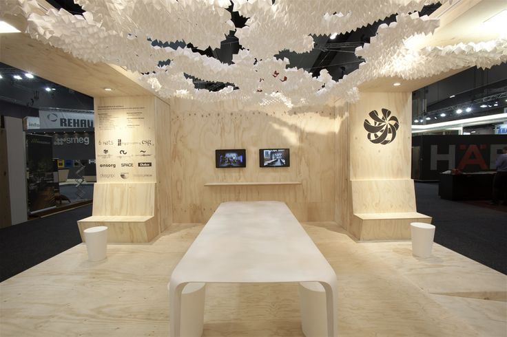 Exhibition Stand Ceiling : Cloud design at exhibition google search kenzo