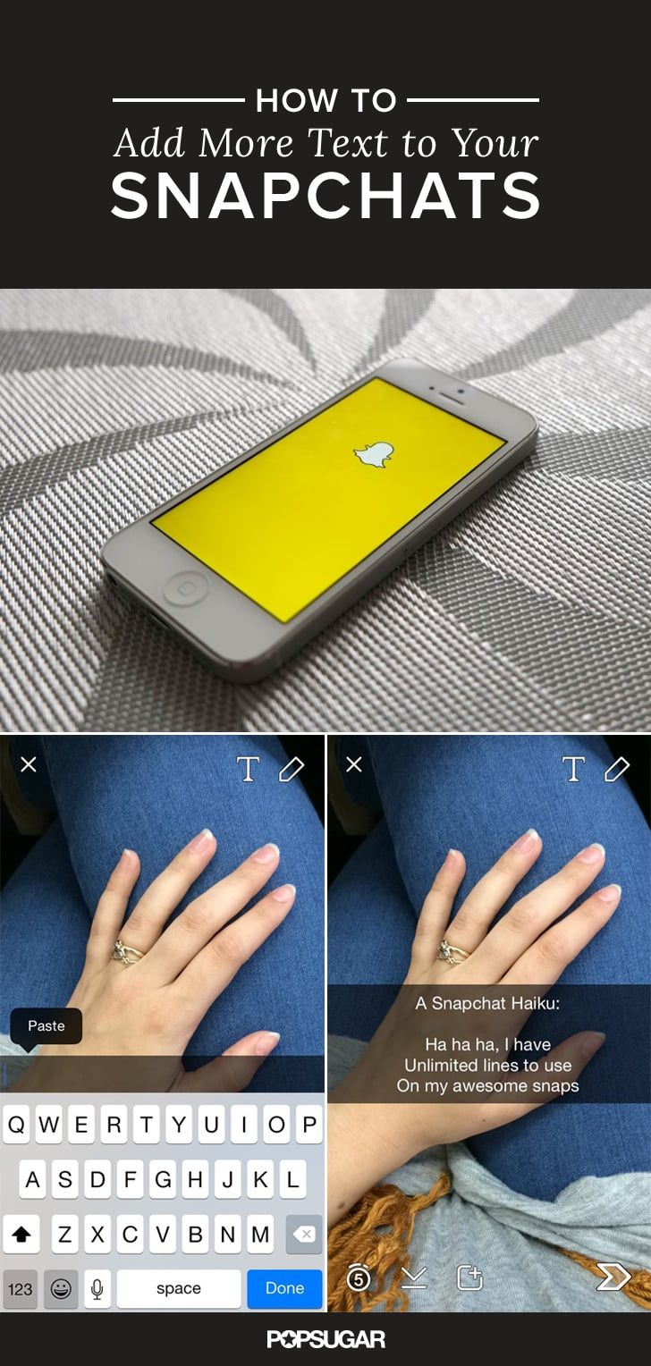 The Genius Snapchat Trick You Had No Idea Existed