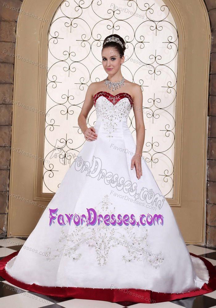 Fabulous Plus Size Red Wedding Dresses Wedding Dresses ue Plus Size Wedding Dresses ue Embroidery White