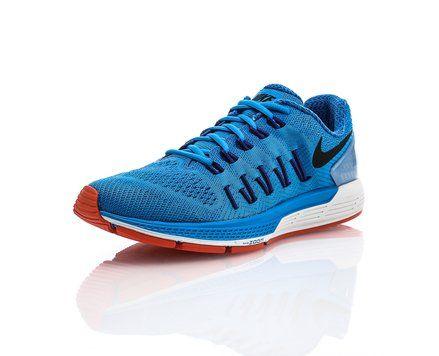 Nike - Air Zoom Odyssey | Löparskor | Blå   | Sportamore.se