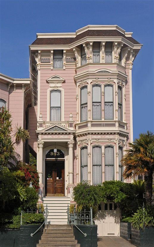 Inn San Francisco - San Francisco, California. San Francisco Bed and Breakfast Inns