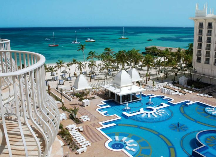 Perfect Balance Between Elegance And Entertainment - Aruba vacations all inclusive