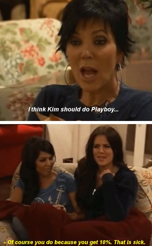 alright i could pin all the kardashian quotes all day, i will stop right here...hahahaha