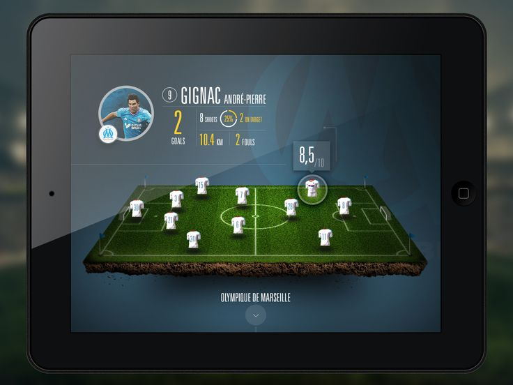 ipad soccer