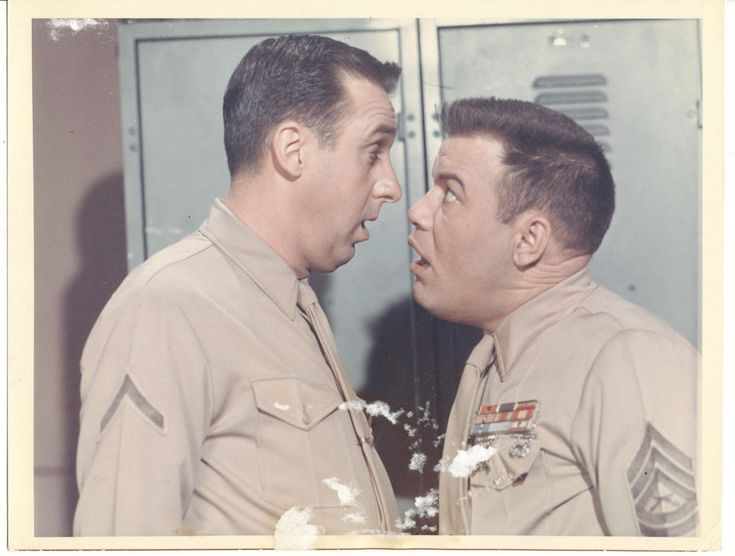 JIM NABORS/FRANK SUTTON/GOMER PYLE - USMC/ 7X9 ORIGINAL PHOTO CC25267 9-187