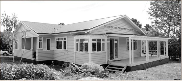 Bungalow decking http://www.heritagebuildings.co.nz/pdf/sacramento-details.pdf