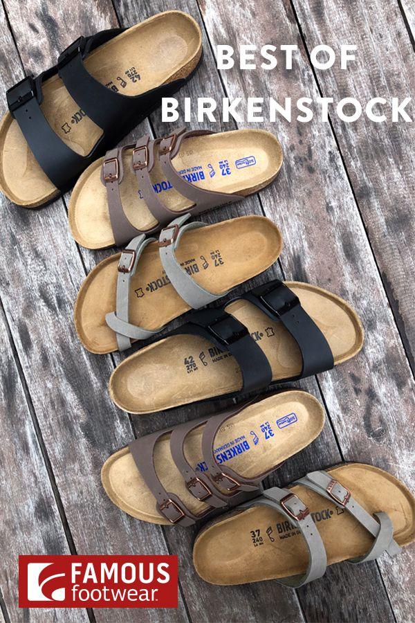 Birkenstock | Famous footwear, Hipster