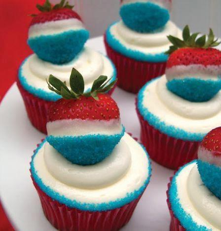 Hollandse cupcakes