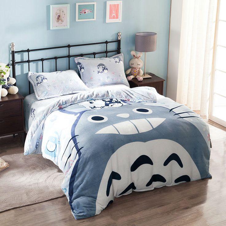 plus de 1000 id es propos de parure de lit manga sur pinterest dessin anim ensembles de. Black Bedroom Furniture Sets. Home Design Ideas