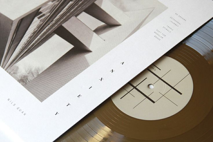 Modular Anxiety Dino Spiluttini & Nils Quak Vinyl LP / DL – UMOR REX RECORDS