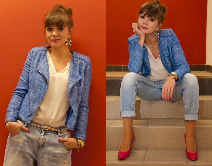 www.asibella.blog.com Jeans with high heels