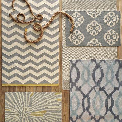 Patterned Rugs West Elm Decor Inspiration Pinterest