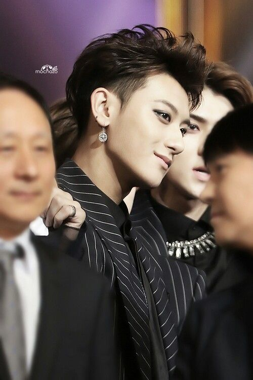 EXO | TAO. So handsome yes yes