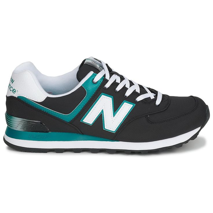 new balance shoes 574 mens. new balance 574 men\u0027s black white ml574 shoes mens