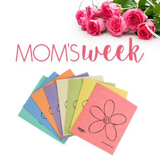 Skoy is participating in Mom's Week on May 4th at 1pm EST!