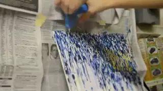 crayon glue gun - YouTube