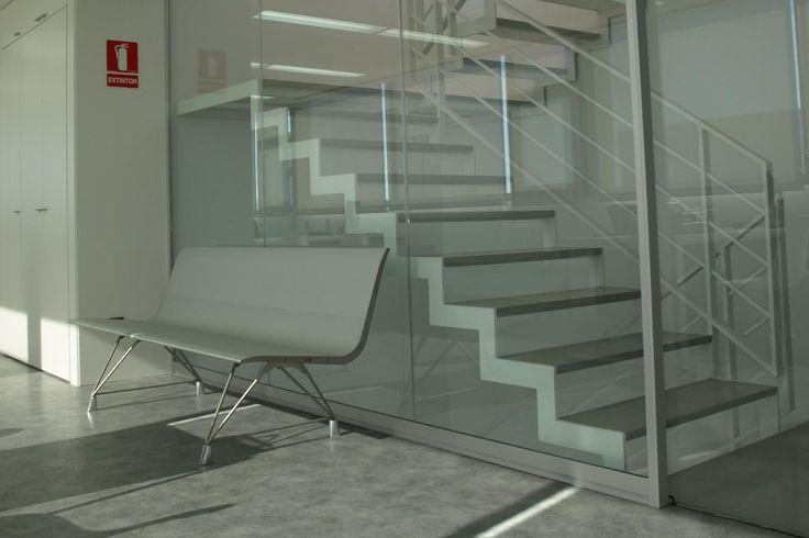 Oficinas Stpy - roig fortuny - estudi d'arquitectura