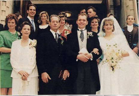 Romênia - 1995 Princess Maria & Casimir Mystkowski