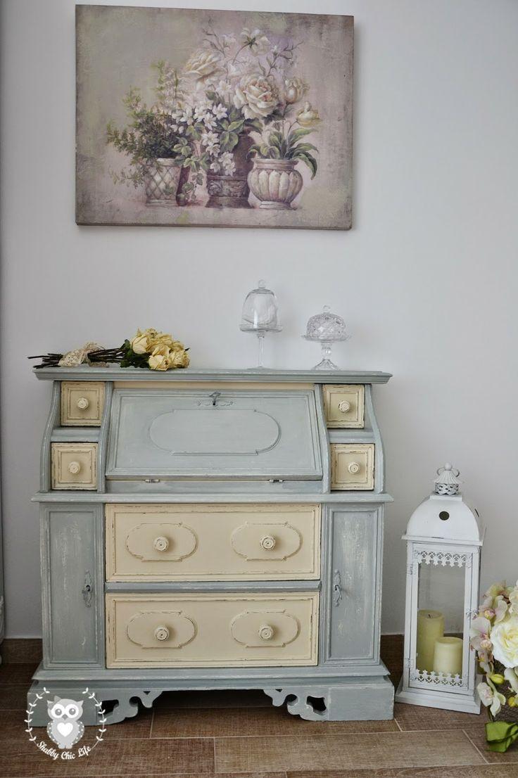 Come trasformare i mobili con la tecnica Shabby Chic e la chalk paint di Decora Facile