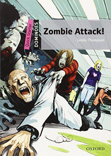 Zombie Attack (Dominoes. Quick Starter) @ niftywarehouse.com #NiftyWarehouse #Zombie #Horror #Zombies #Halloween