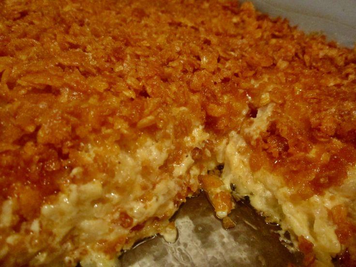 Cheesy Potato Bake...That looks soooo good!!
