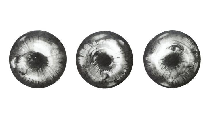 eye  _2015 by su jin kim