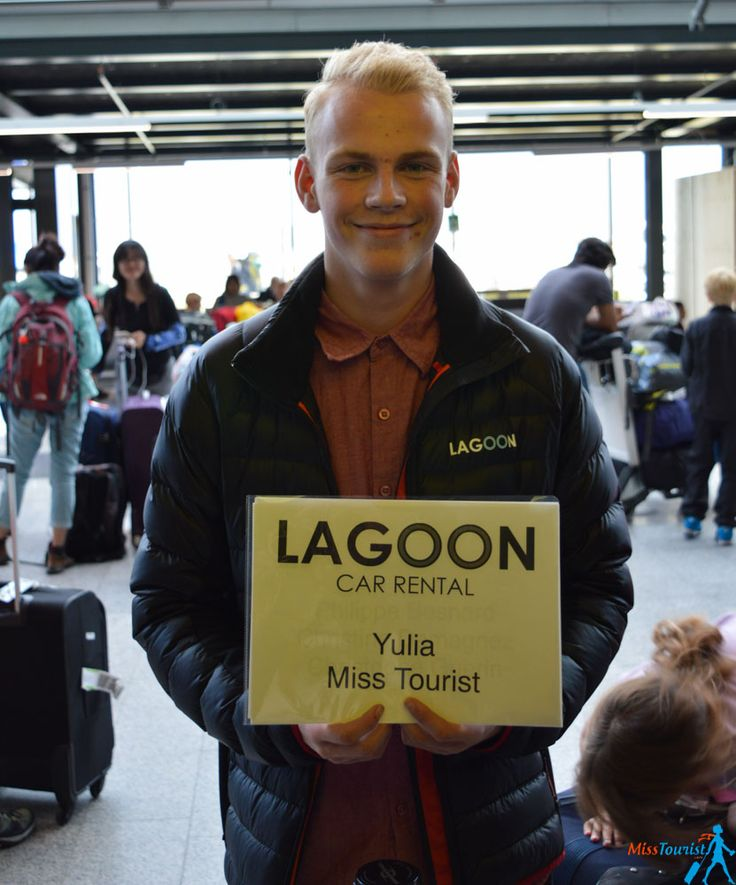 Lagoon car rental welcome airport
