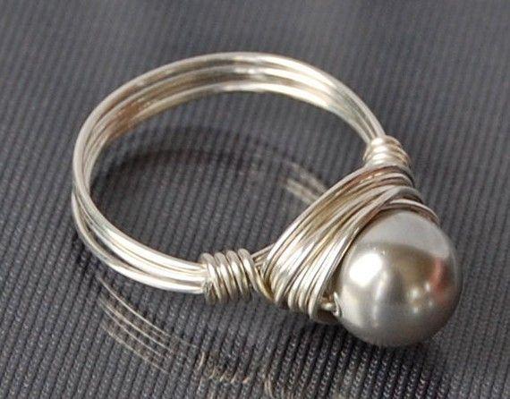 Handmade ring by maribel