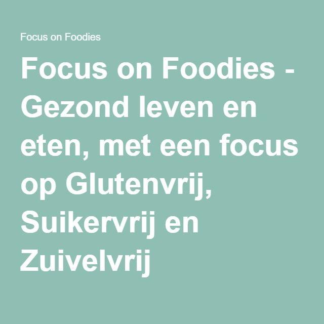 Focus on foodies