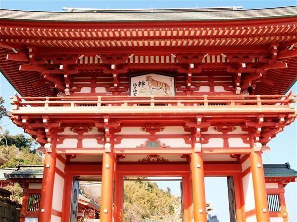 日南海岸ドライブで立ち寄りたい「鵜戸神宮」