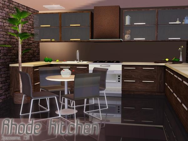 212 best sims 3 ideas images on pinterest sims 3 sims for Sims 3 kitchen ideas