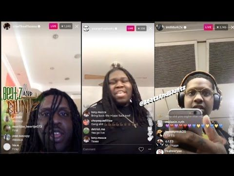 Chief Keef calls Lil Durk and Young Chop on Instagram live. Chief Keef - Two Zero One Seven (Full Mixtape)