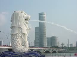 Merlion, an important symbol to represent SIngapore