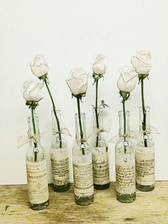 Rustic Wedding, ONE, Paris Bedroom Decor, French Country, Bottle ...