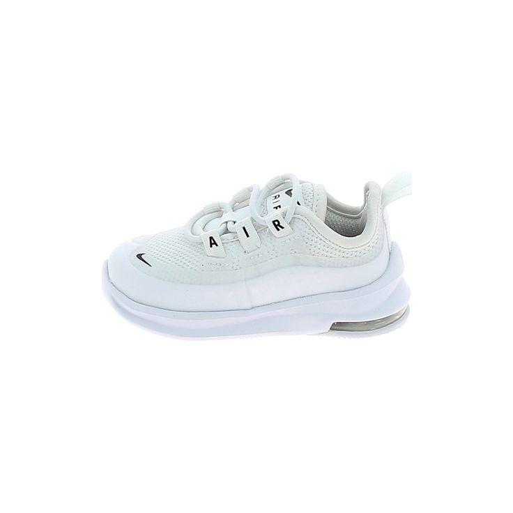 Nike Air Max Axis BB Blanc Noir 1008606030017 Baskets basses ...