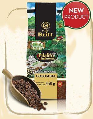 Pitalito Lamboyano Gourmet Colombian Coffee