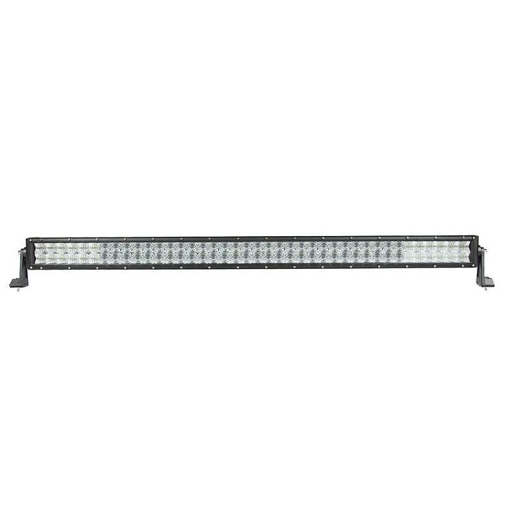 42 inch 240W CREE Spot & Flood Straight Offroad Truck LED Light Bar (5D Projector Lens)
