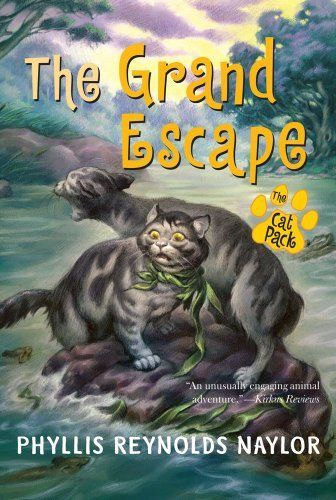 The Grand Escape by Phyllis Reynolds Naylor. 1996 Winner