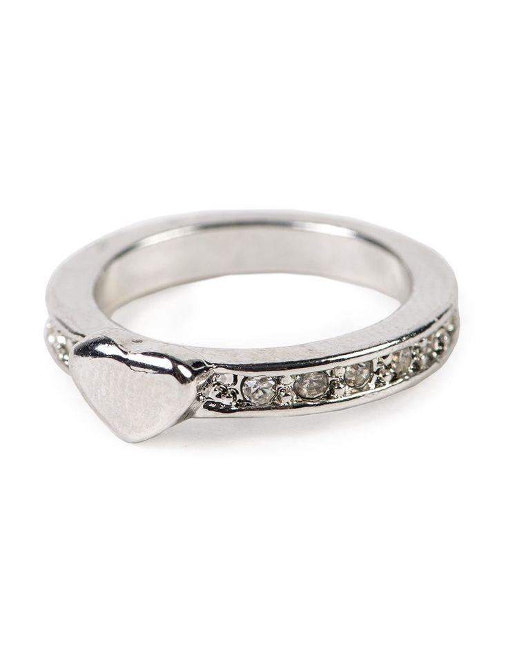 'Heart' Midi Ring   Woolworths.co.za