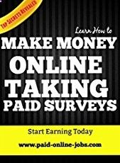 "Earn Money Online Fast - Lots of people take online surveys for some extra spending cash. I like to think of it as ""fun money""! So, now you're probably asking, ""How can I get paid to take surveys?"" Below is a list I compiled of the best survey sites that are all legit survey sites where you can take surveys in exchange for cash. You simply register for free at the online survey websites, then check back periodically (even daily) for new surveys to take where you basically answer questi..."