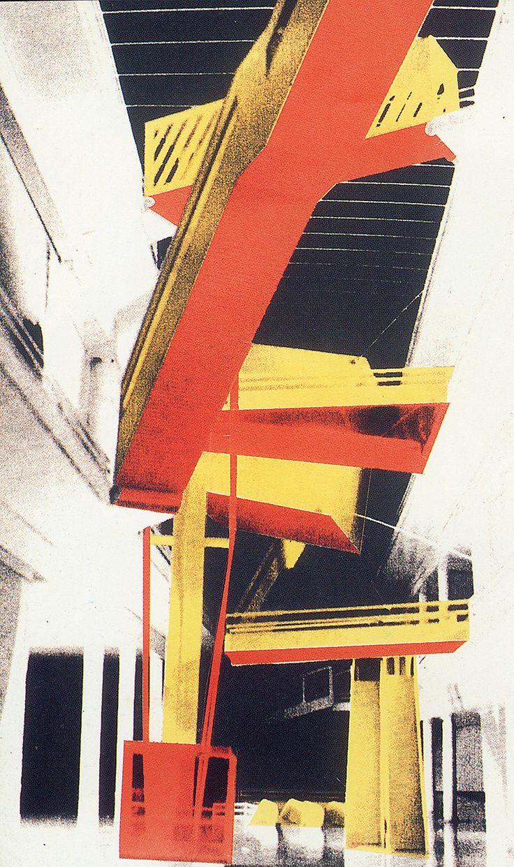 Bernard Tschumi. A+U Special Issue March 1994: 44 | RNDRD