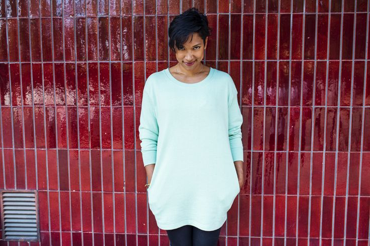 RCM CLOTHING SS15 / Sweatshirt / 55% hemp 45% organic cotton fleece / Sustainable Hemp Apparel http://www.rcm-clothing.com/