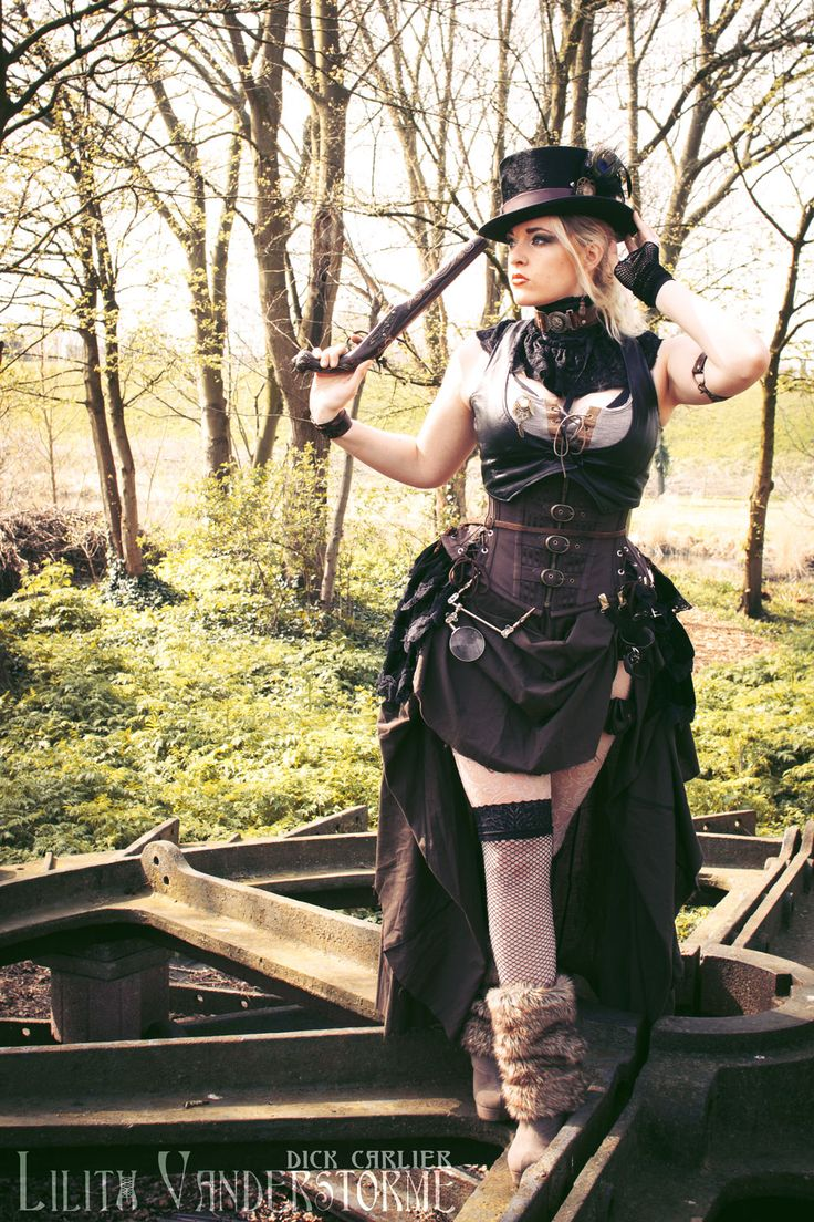 Steampunk- style ~ Photographer: Dick Carlier