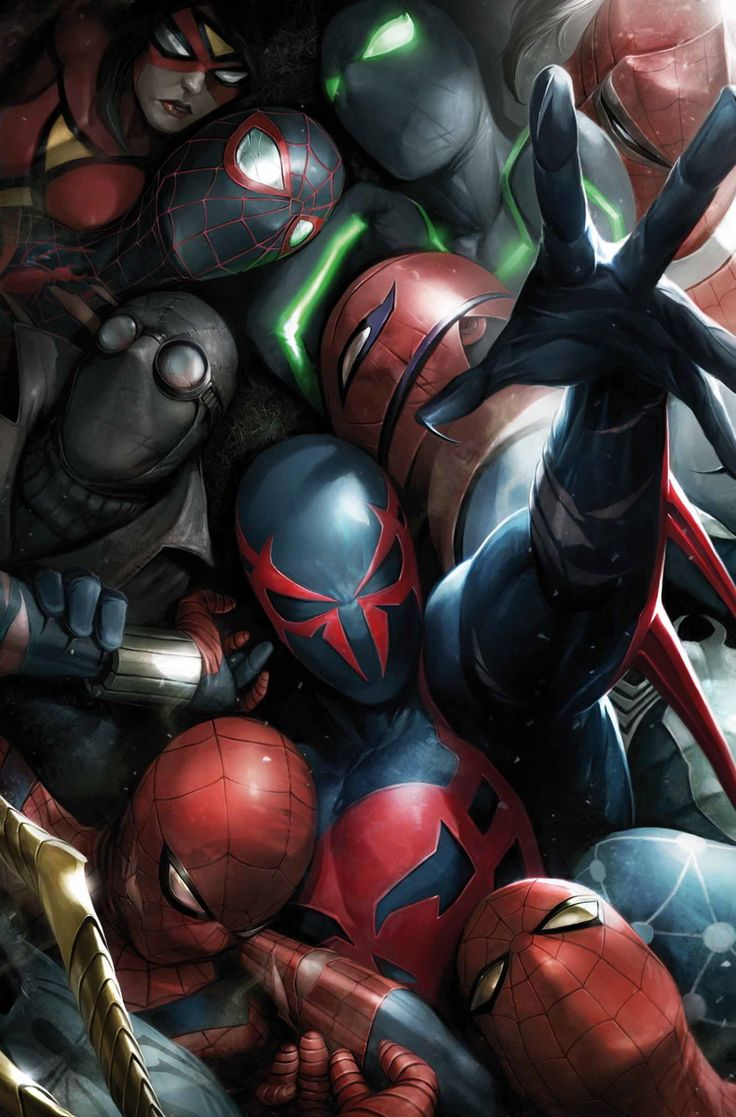 ThyGeek! - Spider-Man 2099 #8
