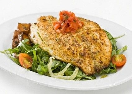 Broiled Tilapia Parmesan: Great Friday meal for #Lent! 177 calories ...